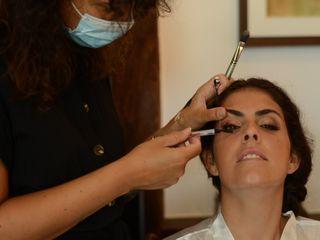 Sofia Queiros Makeup Artist 1