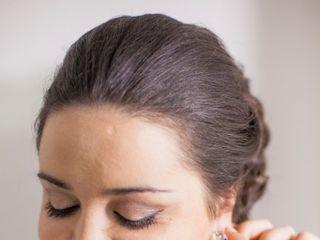 Diana Neves Wedding Make Up 1