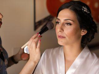 Ana Ribeiro Makeup Artist 2