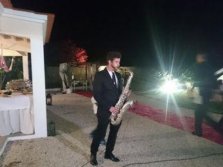 Saxofonista Tiago Vigia 7