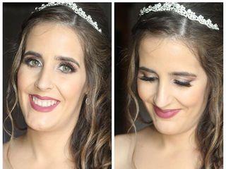 Joana Silva Makeup artist 1