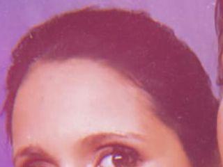 Elsa Rosário Makeup 1