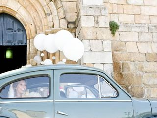 Classic Wedding Cars 2