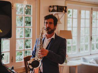 Saxofonista Tiago Vigia 4