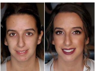 Sara Osório Makeup Artist 1