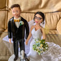 O casamento de Cristina W. e Rosana Atelier - Topo de bolo 14