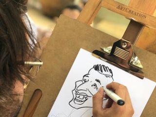 João Serrano Art - Caricaturas 1