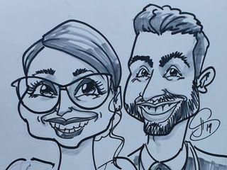 João Serrano Art - Caricaturas 2