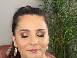 Ana Sofia Makeup 1