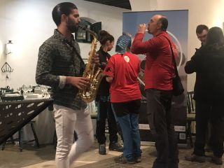 Dandy Sax - Saxofonista 1