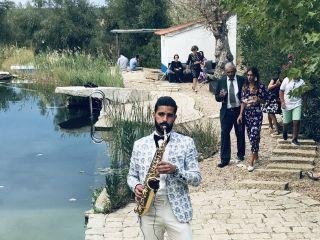Dandy Sax - Saxofonista 5