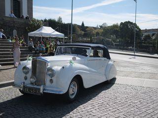 Carros Clássicos - Velho & Lenca 2