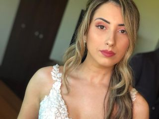 Francisca Casqueira Makeup Artist 1