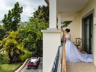 Grupo Charming Hotels Madeira - Hotel Quinta das Vistas Palace Garden 1