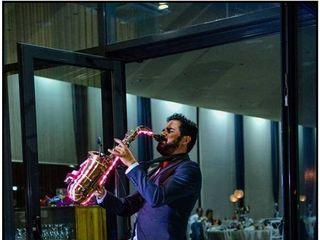 Saxofonista Bruno Abel 7