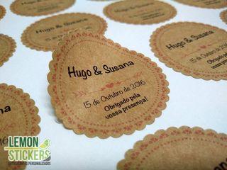 Lemon Stickers 6