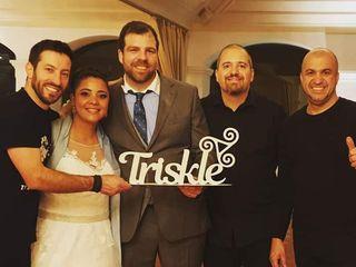 TRISKLE – Música ao Vivo & DJ 3