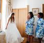 O casamento de Haley Tl e Laranja Metade 139