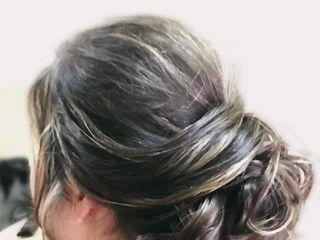 Rafaela Silva Maquilhagem 1
