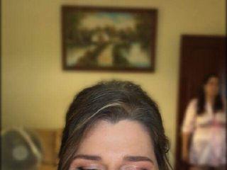 Rafaela Silva Maquilhagem 2