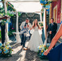 O casamento de Haley Tl e Laranja Metade 151