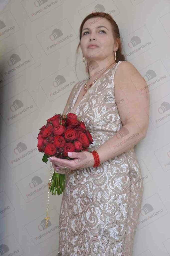 Vestidos de noiva renda total - 1