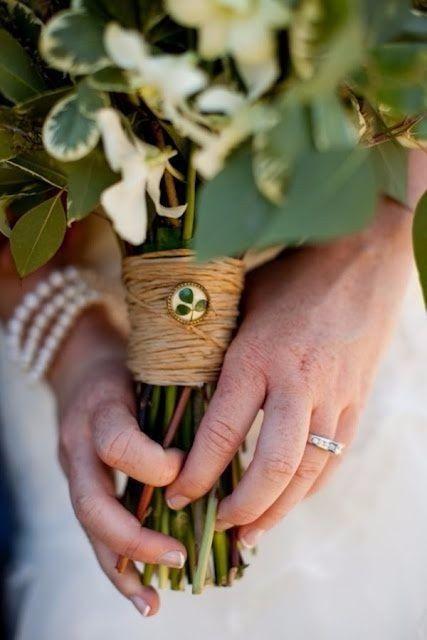 Cerimónia de casamento celta. 1