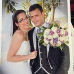 Dina Santos e Antonio Magalhães