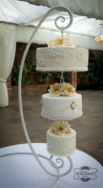 Bolos De Casamento Diferentes