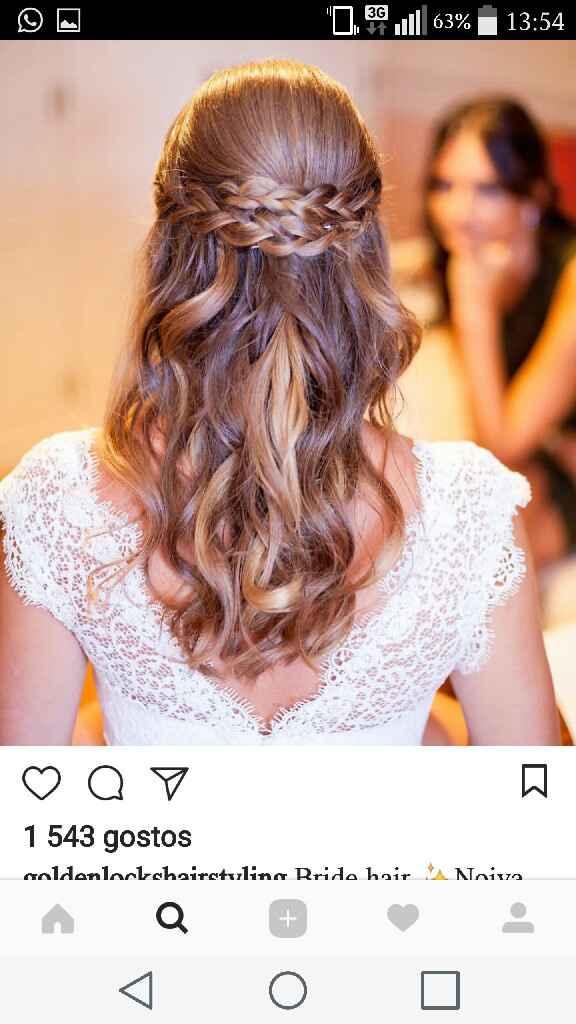 Estou com os cabelos em pé... 👵👱💇 - 2