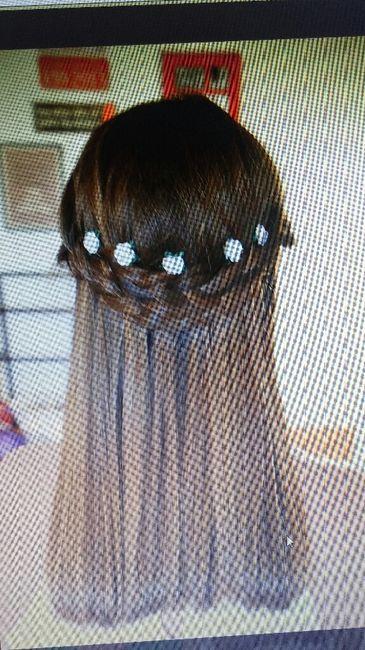 Estou com os cabelos em pé... 👵👱💇 - 1