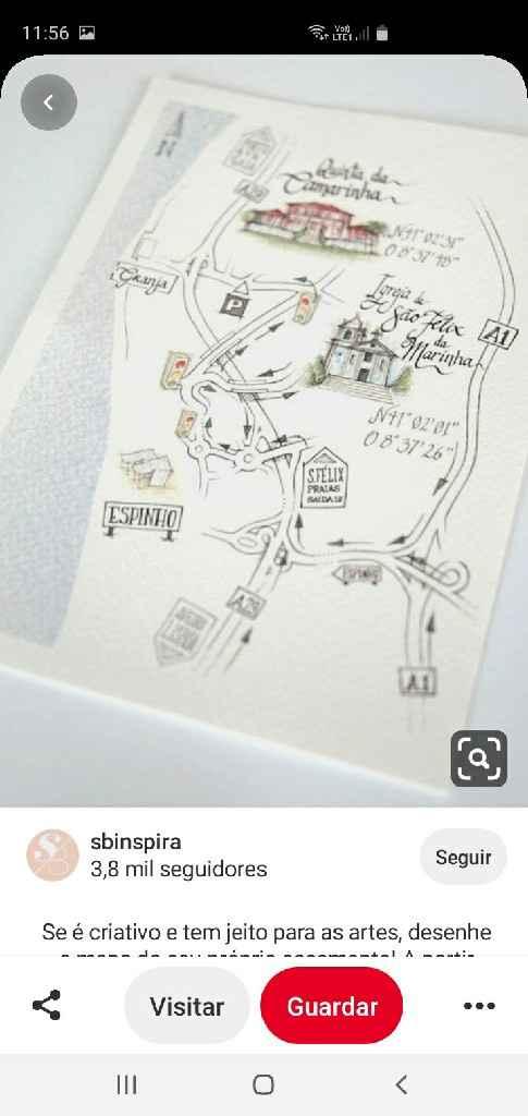 Croqui mapa casamento - 1
