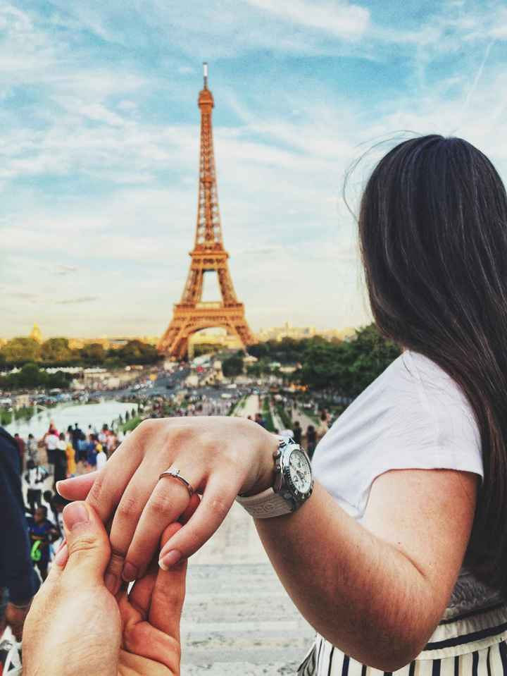 Pedido de casamento: contem-me tudo! 💍 - 1
