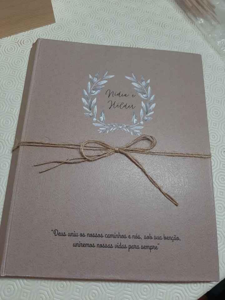 o livro honra - 1