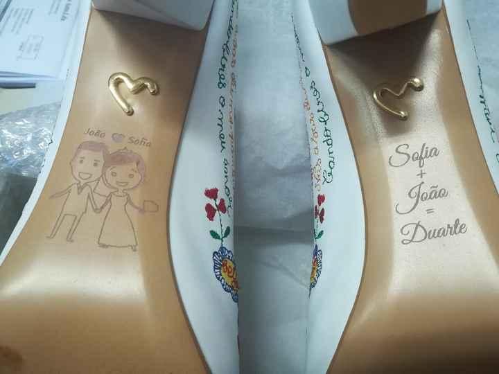 Vão personalizar a sola dos vossos sapatos? - 1
