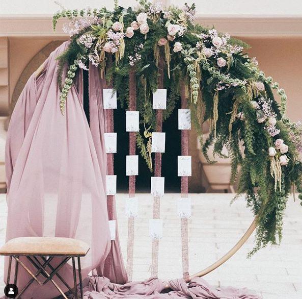 As cores do nosso Casamento: Branco e verde + apontamentos em dourado e rosa 3