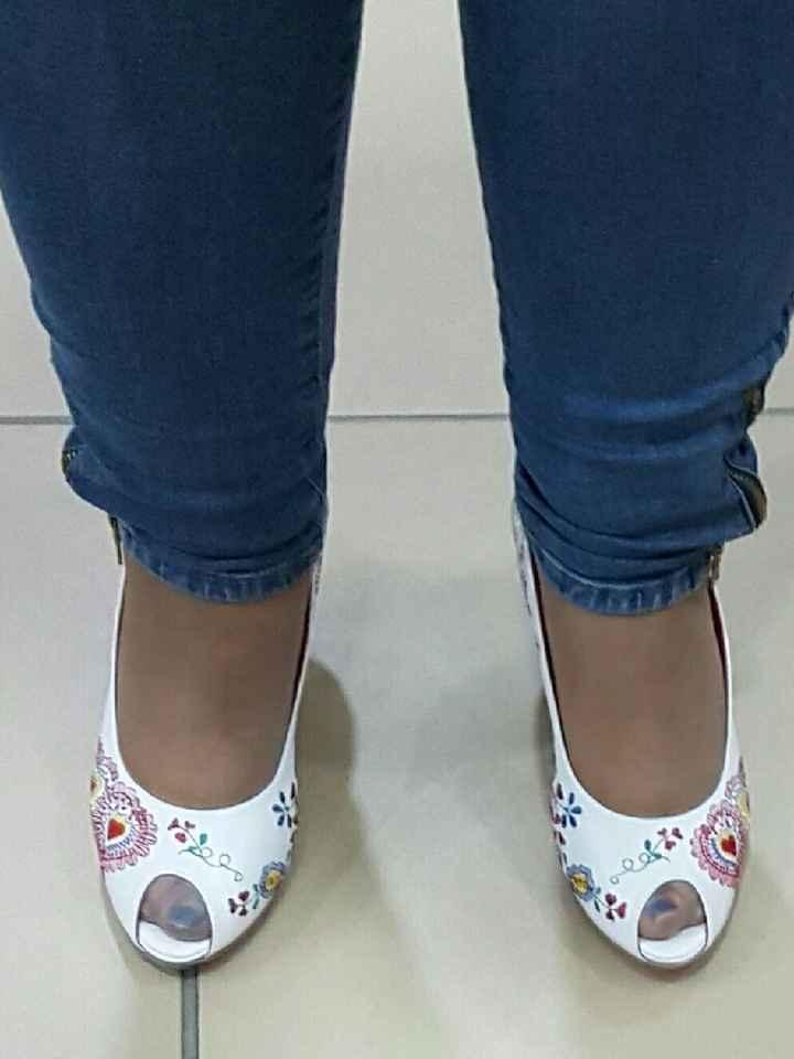 Sapatos escolhidos ❤ - 2