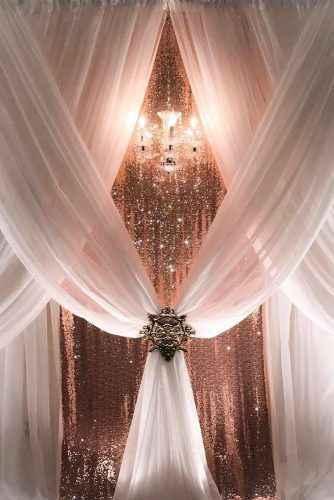 Casamento Vintage - Rosa Dourado 💗 #outubrorosa - 6