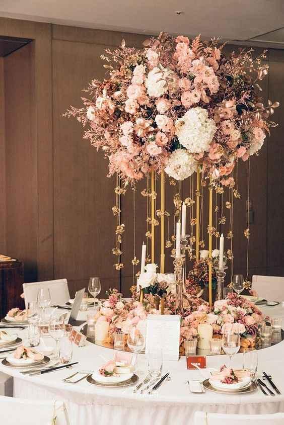 Casamento Vintage - Rosa Dourado 💗 #outubrorosa - 8