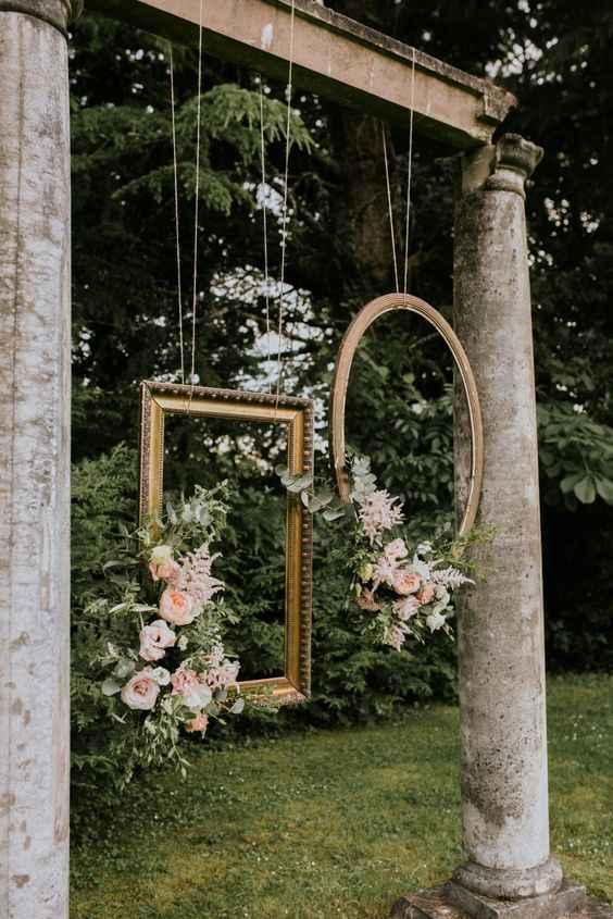 Casamento Vintage - Rosa Dourado 💗 #outubrorosa - 9