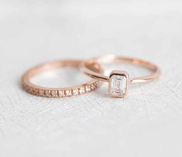 Casamento Minimalista - Rosa Dourado 💗 #outubrorosa - 2