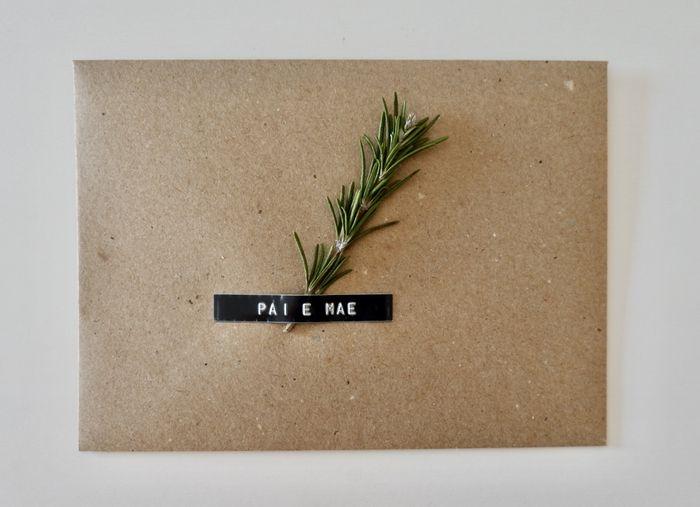 Papel Semente para convites  |  Eco-noiv@s 🌱 4