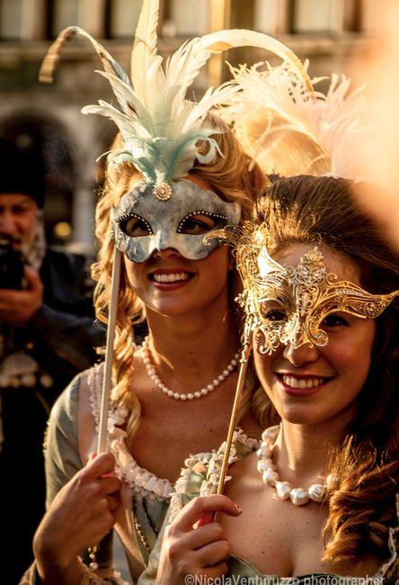 Organizamos um Casamento Veneziano em menos de uma semana! 1
