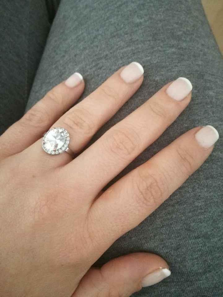 Fotos dos anéis de noivado: queremos ver todos 💍 - 1