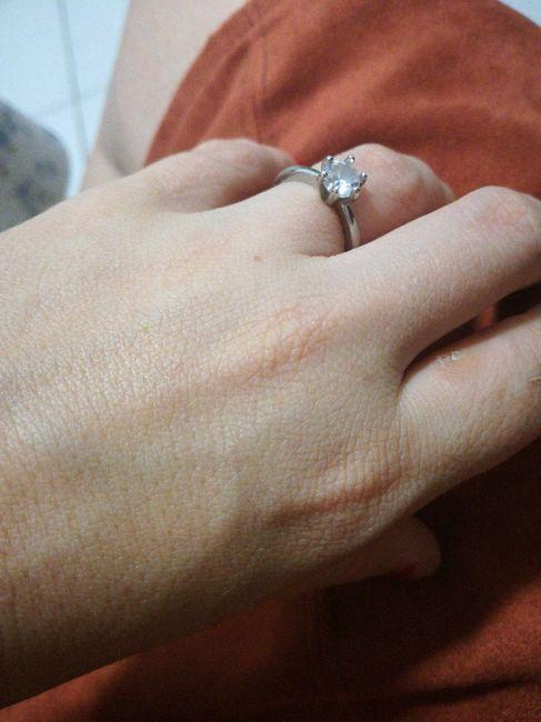 Mostra-nos o teu anel de noivado 😍💍 4