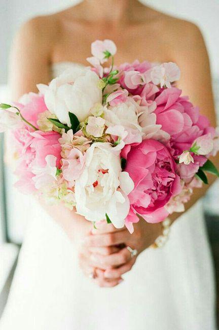 Mês rosa - inspirações buquê de noiva 1