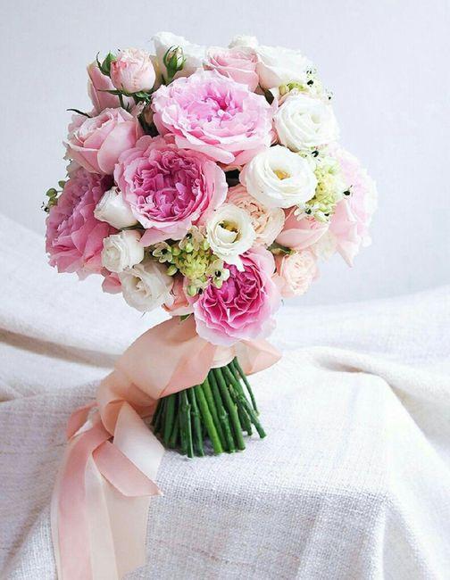 Mês rosa - inspirações buquê de noiva 3
