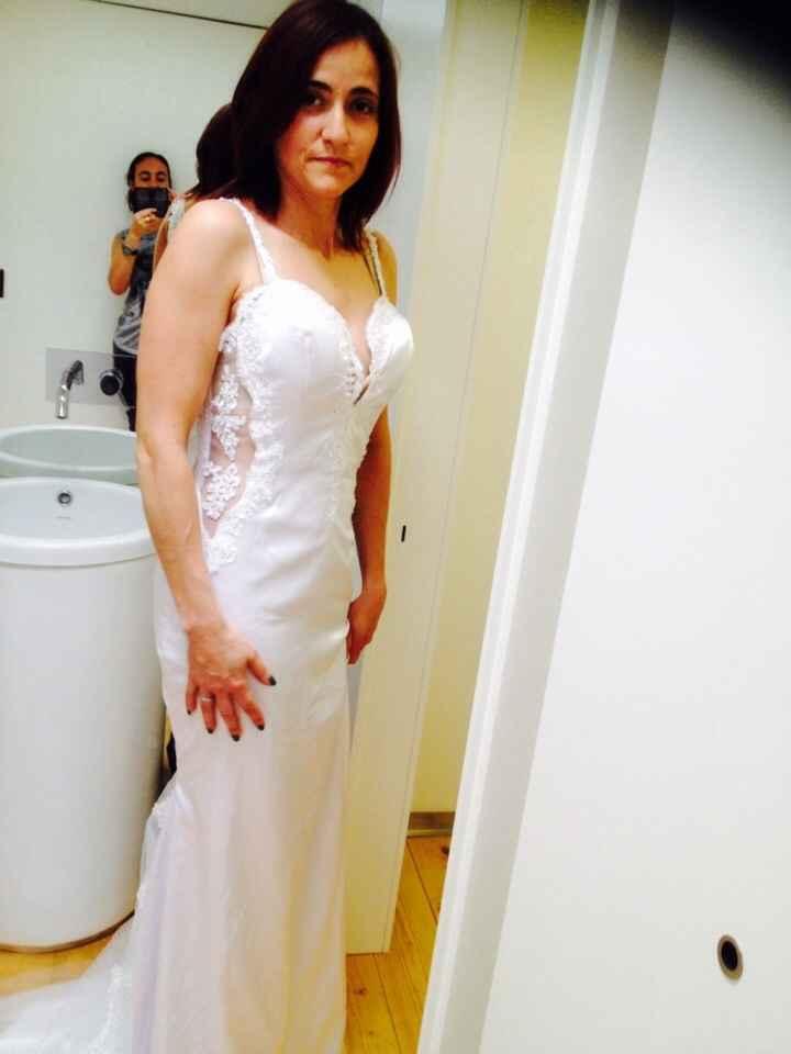O meu vestido - 1