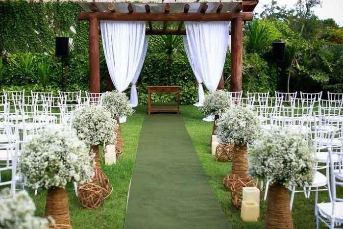 Local do casamento - 2
