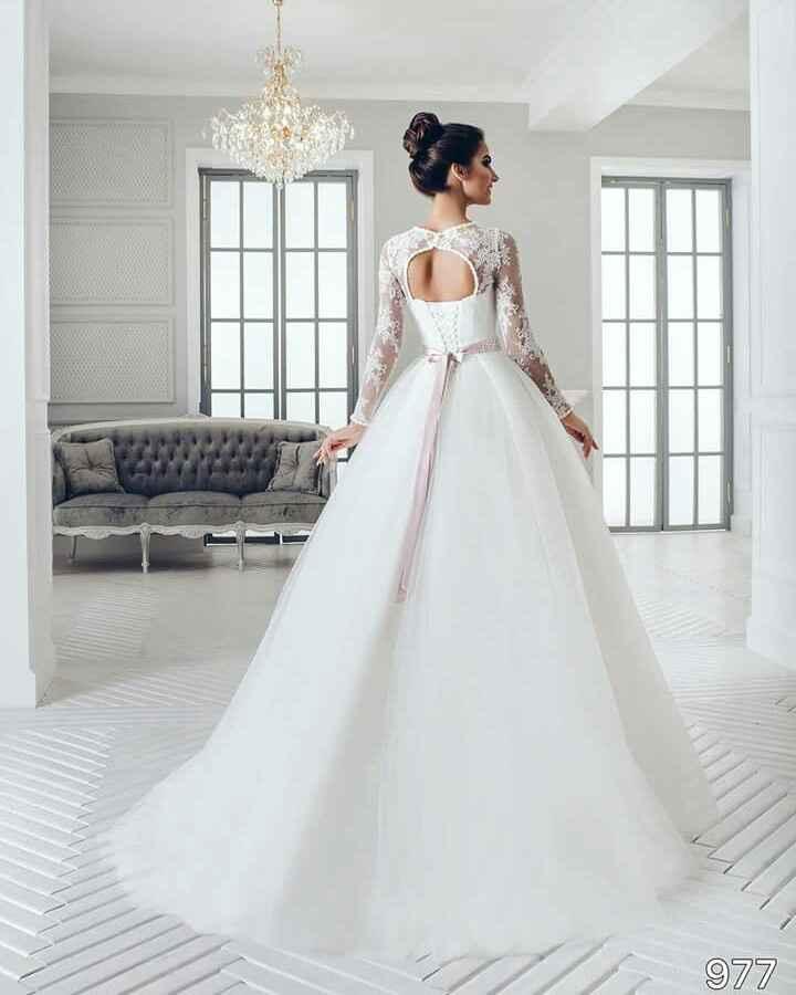 Mês de Outubro - mês rosa - inspirações vestidos de noiva - 1